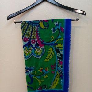 Wool scarf Vera Bradley